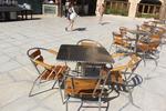 Алуминиеви маси за хотел за открито