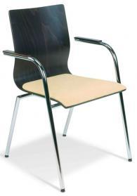 Посетителски стол ESPACIO arm