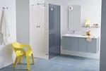 модернистични  шкафове за баня от полистирол