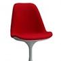Стол - реплика на Tulip Chair Padded