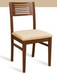 Масивен стол