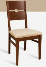 Дизайнерски столове от масив