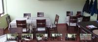 Маси и столове за заведение от масив