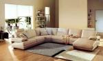лукс диван с лежанка