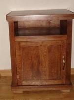 Дъбово шкафче състарено