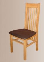 Стол дъбов състарен
