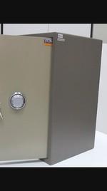 Метални сейфове за външен монтаж, за банки